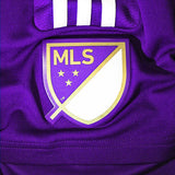 Orlando City MLS adidas - Primary Authentic Jersey