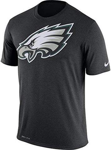 Philadelphia Eagles NFL Nike - Black Logo Essential 3 Tee