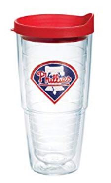 Philadelphia Phillies MLB 24oz Tervis Tumbler With Lid
