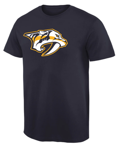 Nashville Predators NHL Fanatics - Primary Logo T-Shirt