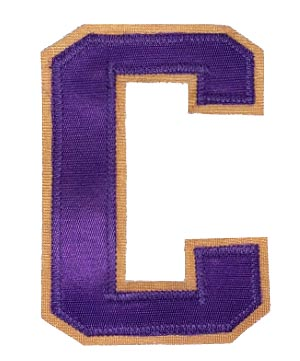 Captains C - Purple/Gold