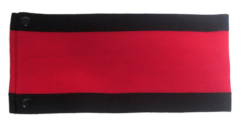 CCM Pro Referee Armbands - Red