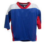 AK Inline Hockey Jersey - Royal-Red-White