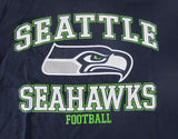 Seattle Seahawks NFL Apparel - Navy T-Shirt
