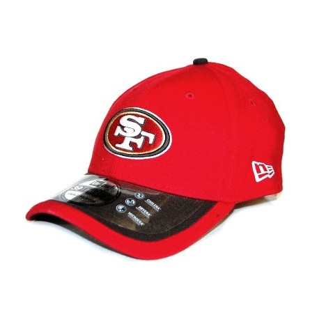 San Francisco 49ers NFL New Era - 39Thirty Sideline Cap