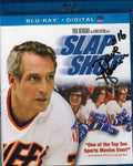 Dave Hanson Signed Slap Shot Blu-Ray