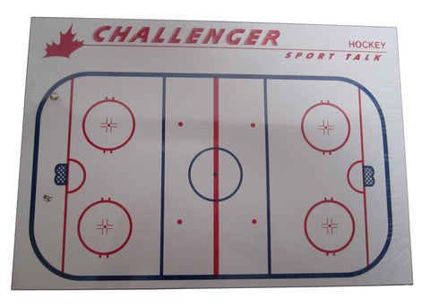 "Challenger Hockey Coaching Board 9"" x 13"""