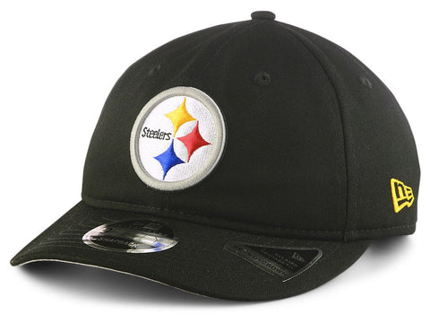 Pittsburgh Steelers NFL New Era - Team Choice Retro 9FIFTY Snapback Cap