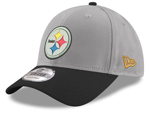 Pittsburgh Steelers NFL New Era - League Tone 9FORTY Cap