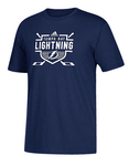 Tampa Bay Lightning NHL adidas - Instinctive T Shirt