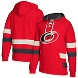 Carolina Hurricanes NHL CCM - Pullover Jersey Hooded Sweatshirt