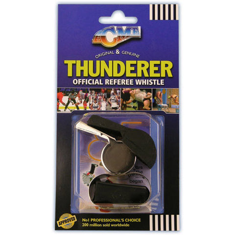 Acme Thunder Hockey Referee Finger Whistle