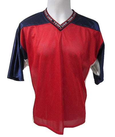 Athletic Knit – Team USA Custom Pro Lacrosse Jersey