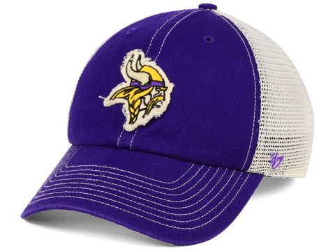 Minnesota Vikings NFL '47 Brand - Canyon Mesh CLEAN UP Cap