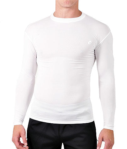 Firstar - CLOSE CALL Long Sleeve Top - White