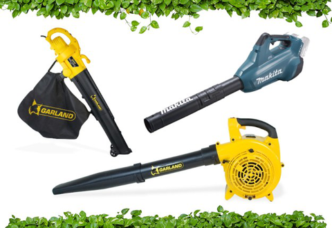 How to choose the model of leaf blowers to buy: electric, battery or gasoline?