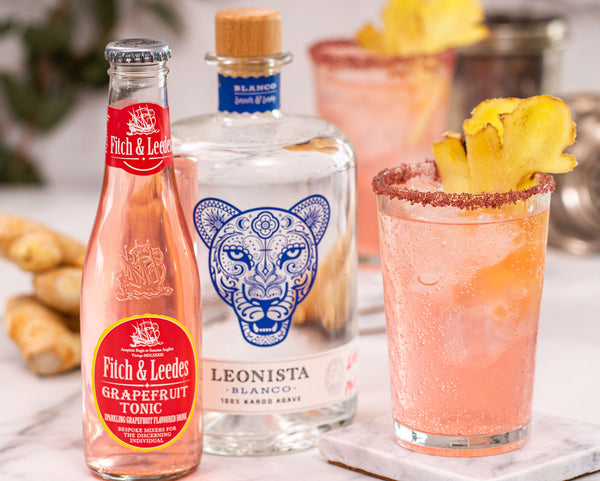 Blanco & Grapefruit Tonic