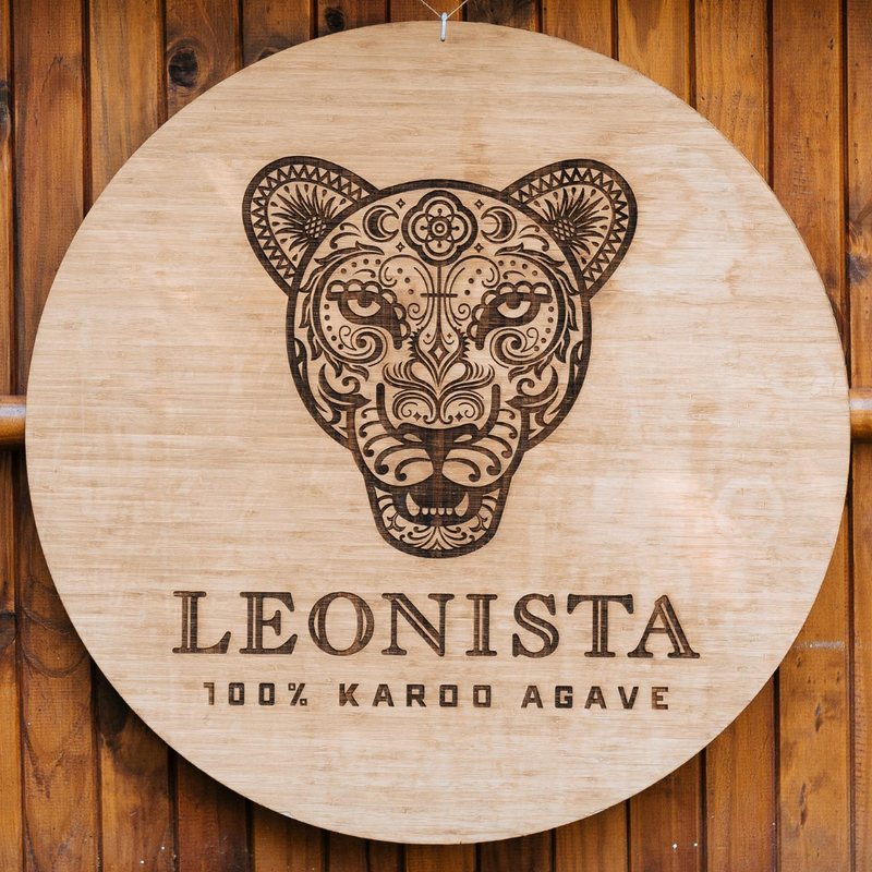 Lazer Engraved Leonista Bamboo Circle