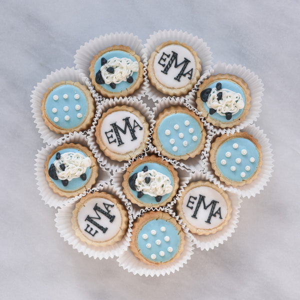 Baby Shower Tin - Gourmet Cookies, Custom Shortbreads & Holiday Gifts | Dallas, TX