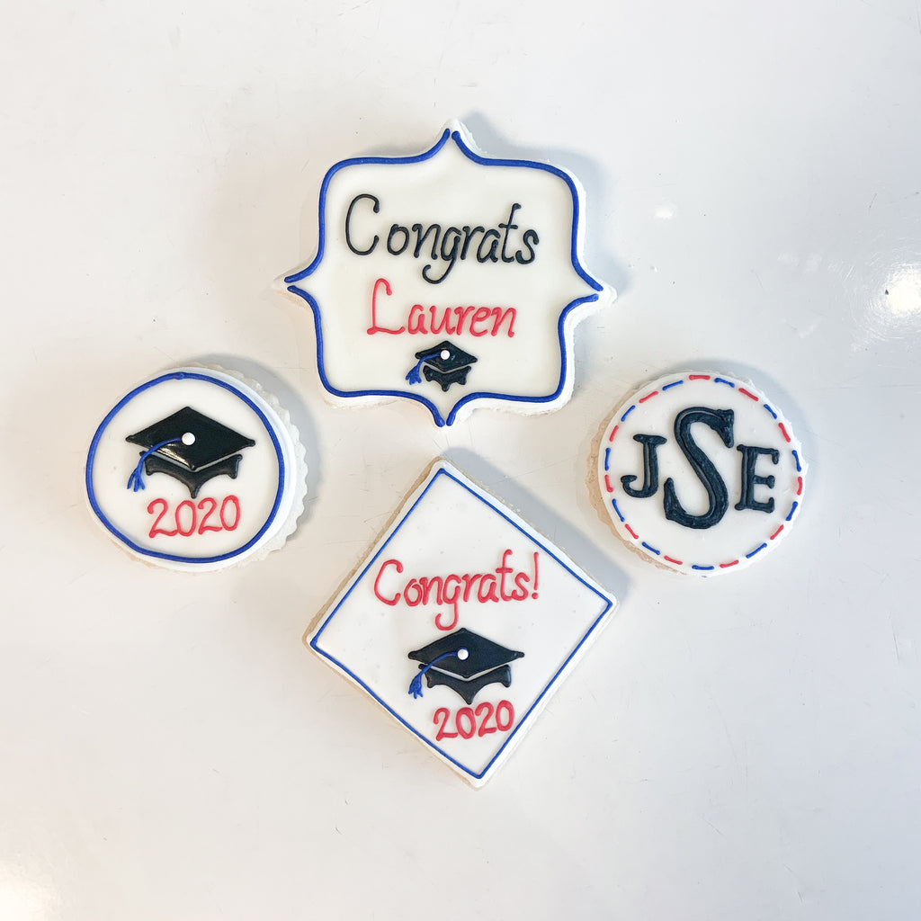 Graduation Extra Large Cookies