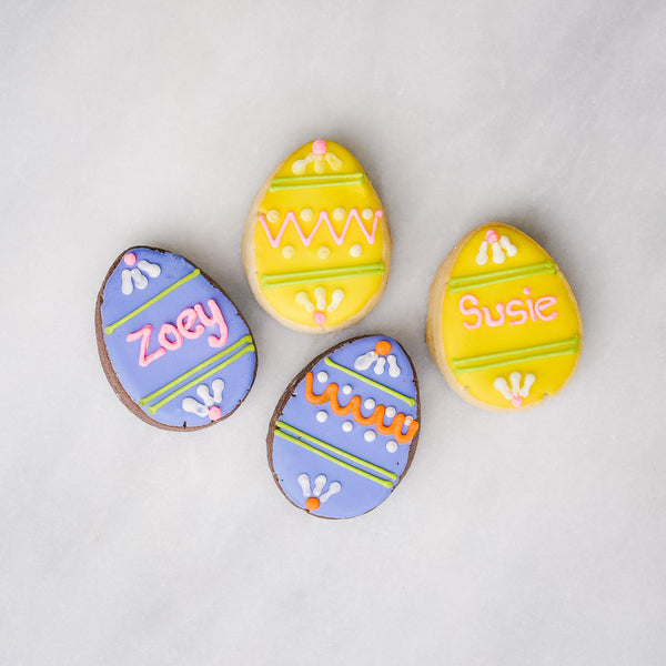 Single Personalized Easter Eggs