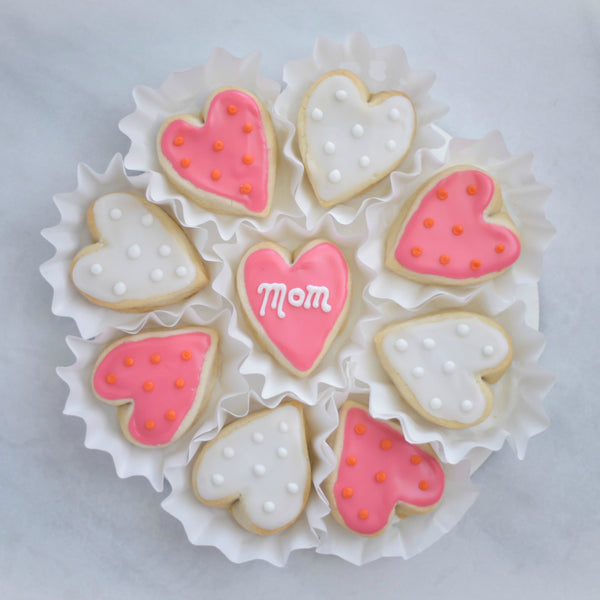 Mother's Day Tin - Gourmet Cookies, Custom Shortbreads & Holiday Gifts | Dallas, TX