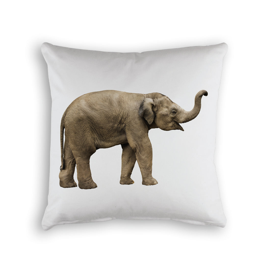 ELEPHANT CUSHION COVER -ORGANIC COTTON