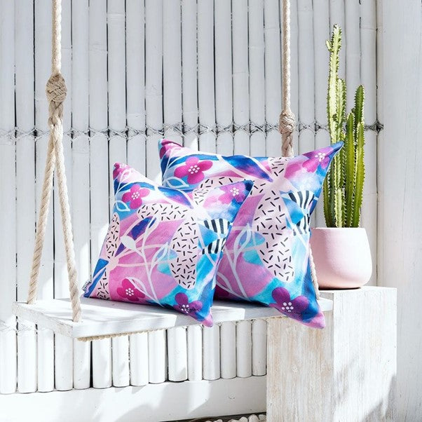 FRANKIE OUTDOOR CUSHION COVER 60X60CM