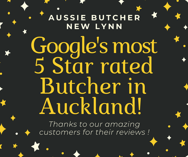 Google's most rated 5 start Butcher in Auckland, NZ