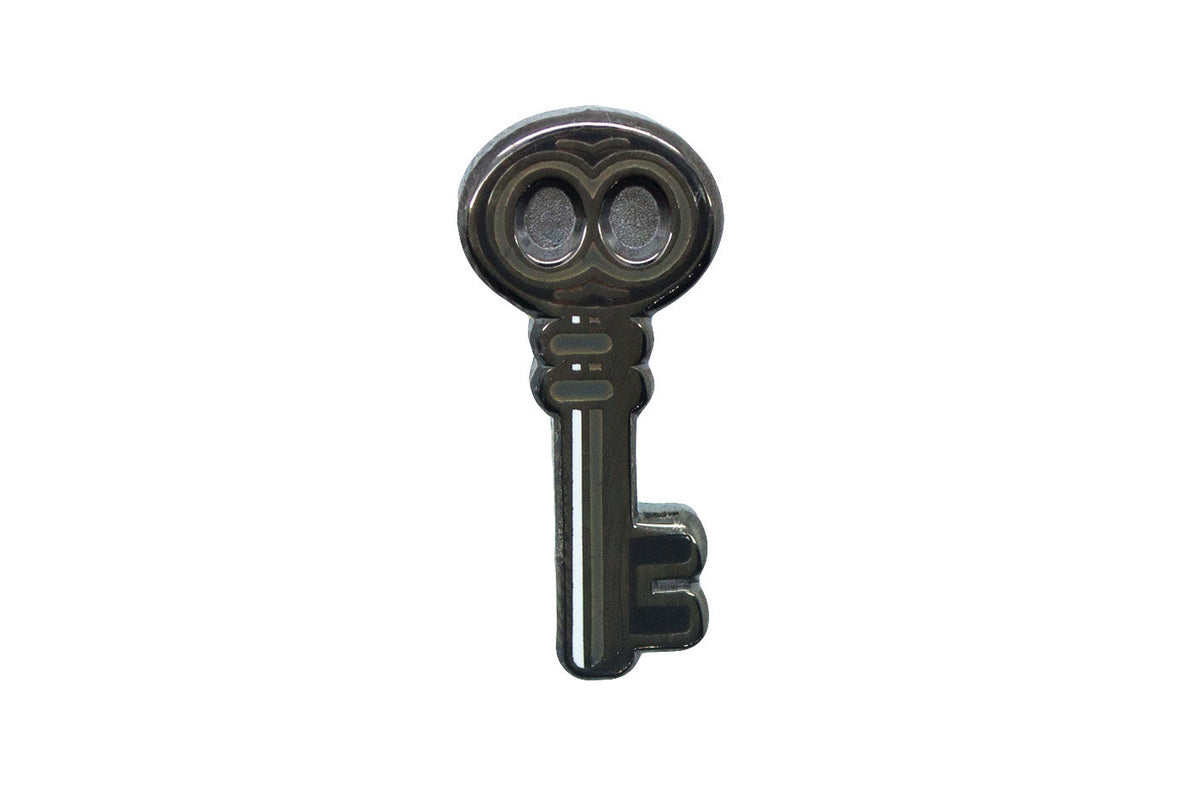 Skeleton Key Pin
