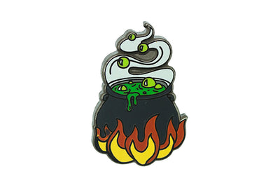 Cauldron Pin