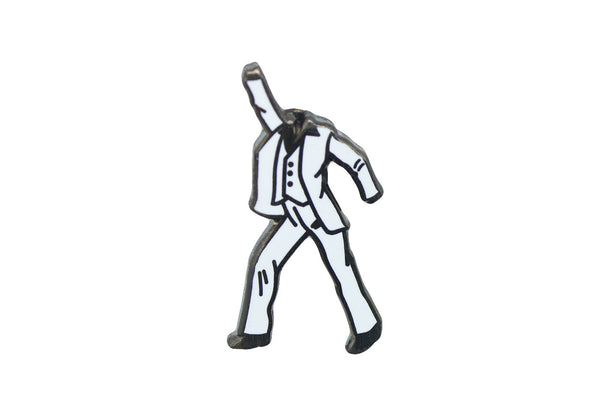 Disco Fever Pin