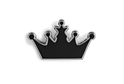 Common Culture - Crown Pin