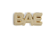 BAE Pin - Gold