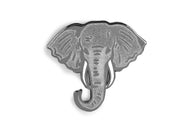 Elephant Head Pin