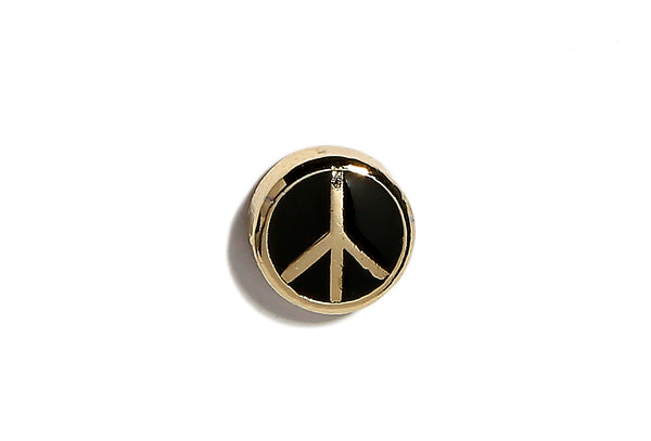 Mini Peace Sign Pin
