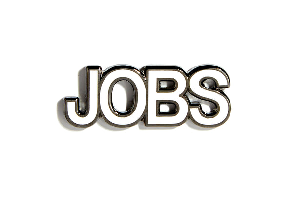 Jobs Type Pin