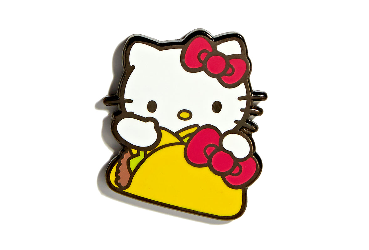Sanrio - Hello Kitty Taco Pin