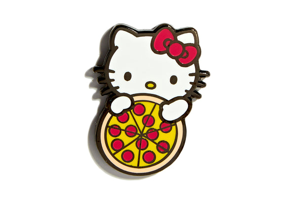 Sanrio - Hello Kitty Pizza Pin