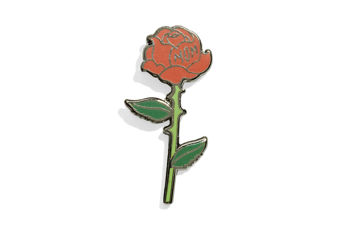 Mom's Rose Pin