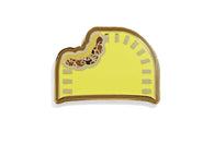 Alumni - Beef Patty Pin