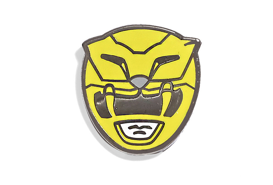 Power Rangers - Yellow Ranger Helmet
