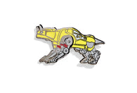 Power Rangers - Yellow Ranger Zord