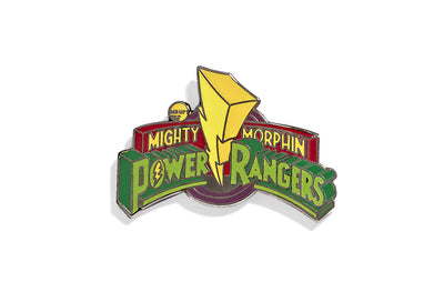Power Rangers - Logo Pin