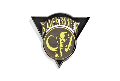 Power Rangers - Black Ranger Emblem