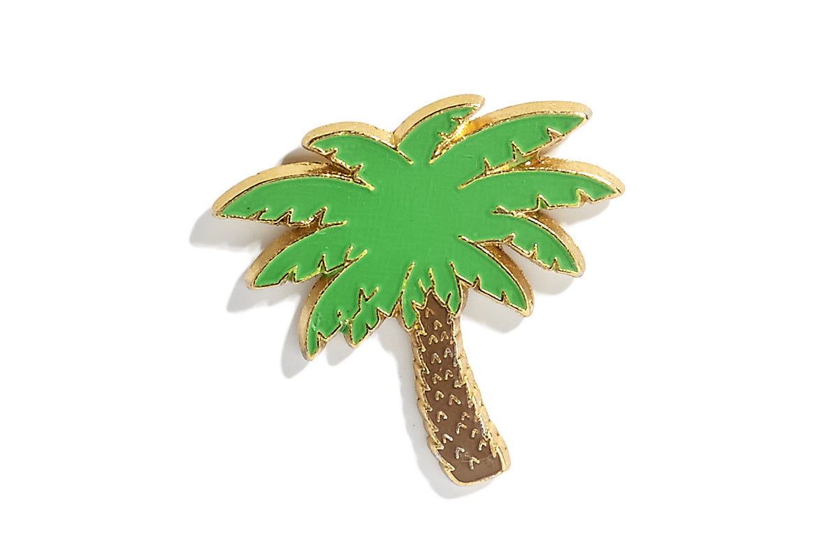 Vintage Palm Tree Pin