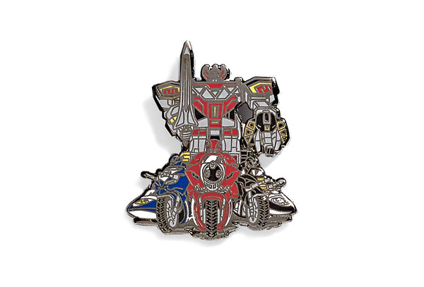 Power Rangers - Megazord Pin