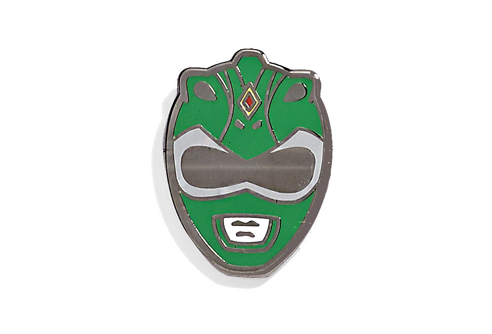 Power Rangers - Green Ranger Helmet