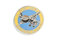 Vintage Aviation Museum Pin