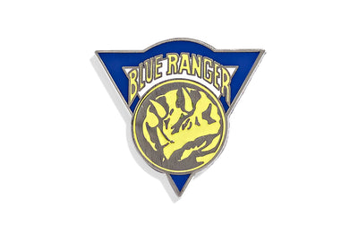 Power Rangers - Blue Ranger Emblem